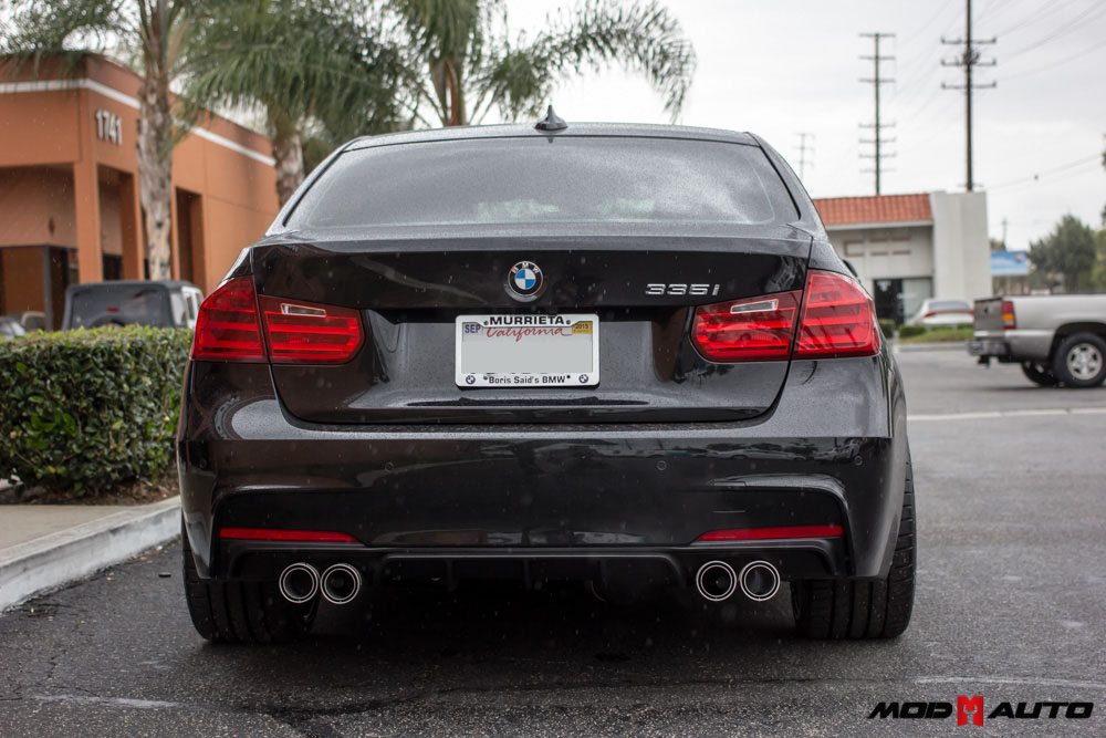 Remus Exhaust For 2013 Bmw 335i 435i F30 F32 086512