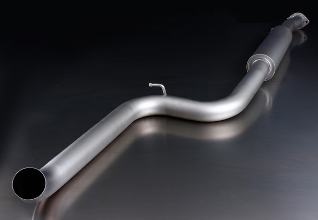 Remus Exhaust for BMW 428i Catback Front section