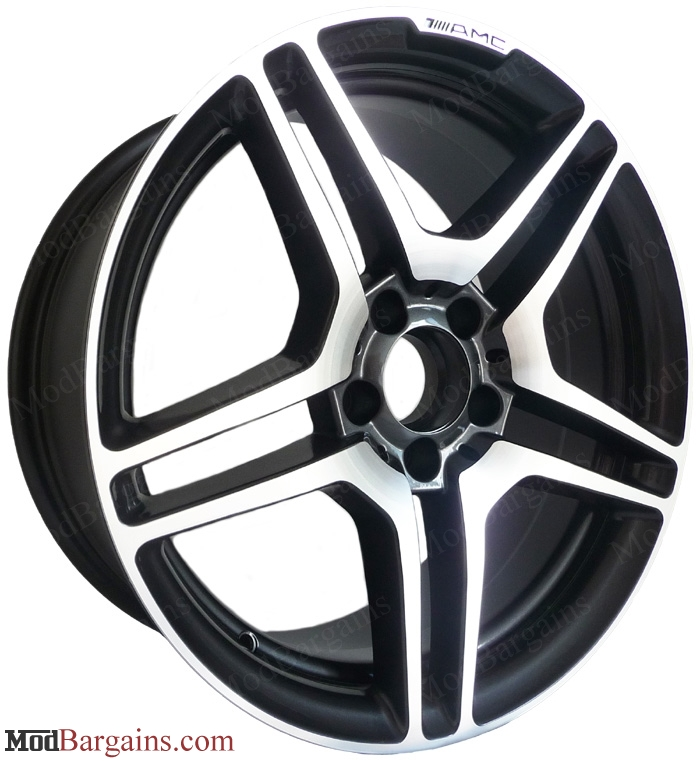 Mercedes-Benz C63 AMG Style Wheels Sold at ModBargains.com