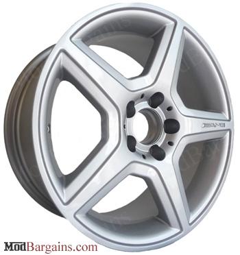 Mercedes-Benz E Class Style Wheels