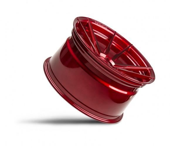 Rohana Gloss Red Wheels