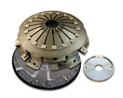 SLP Dual Clutch and Flywheel Package for Camaro V8