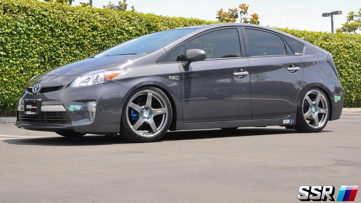 prius toyota electric car jdm tesla ssr gtv01 wheels, modbargains.