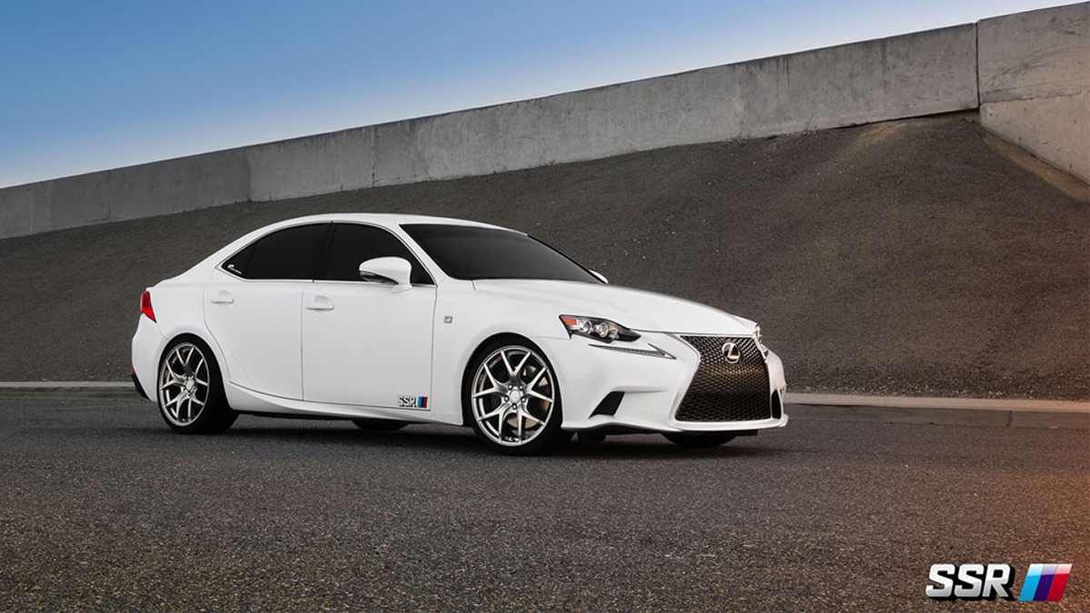 IS300 LEXUS NISSAN RCF LOWERED LUXURY SSR GTV03, MODbargains