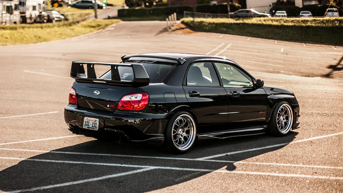 SSR wheels ms3 subaru sti wrx blob eye hawk eye turbo silver lowered, modbargains