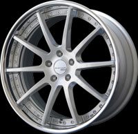 SSR Wheels Executor CV01 Brushed
