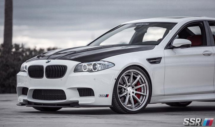 SSR Wheels CV01s BMW M5 F10