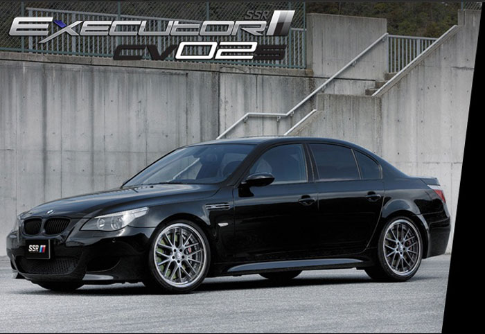 Get the SSR Wheels Executor CV02S at ModBargains!