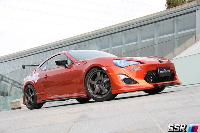 SSR Wheels GTF01 FRS