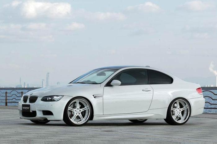 SSR Wheels GT03 E92