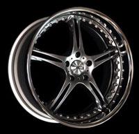 SSR Wheels GT03 Searchlight Silver