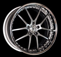SSR Wheels GT04 Searchlight Silver