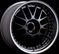 SSR Wheels Professor MS1 Black