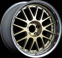 SSR Wheels Professor MS1 Touring Gold