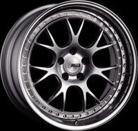 SSR Wheels MS3 Titan Silver