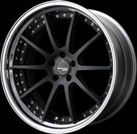 SSR Wheels Executor CV01S Flat Black