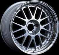 SSR Wheels Professor MS1 Gray Silver