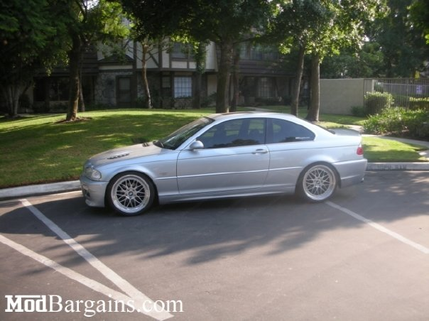 ST V1 Coilovers BMW E46