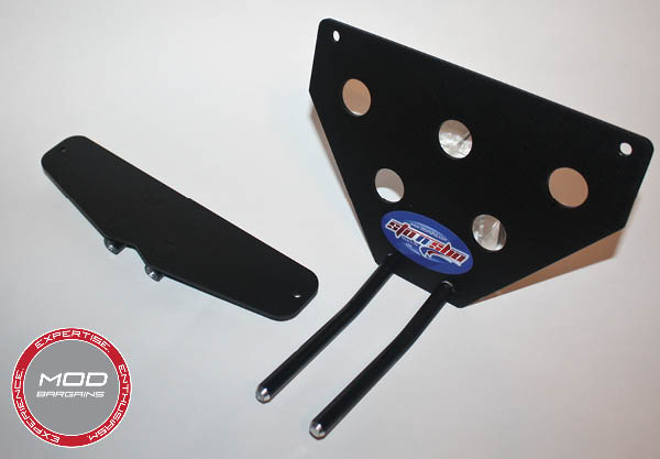 STO N SHO Quick Release License Plate Holder