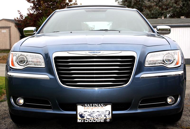 Chrysler 300 STO-N-SHO Quick Release License Plate Holder