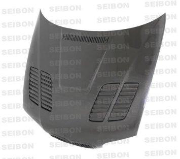 BMW E46 m3 gtr style carbon fiber CF hood seibon mod bargains modauto modbargains