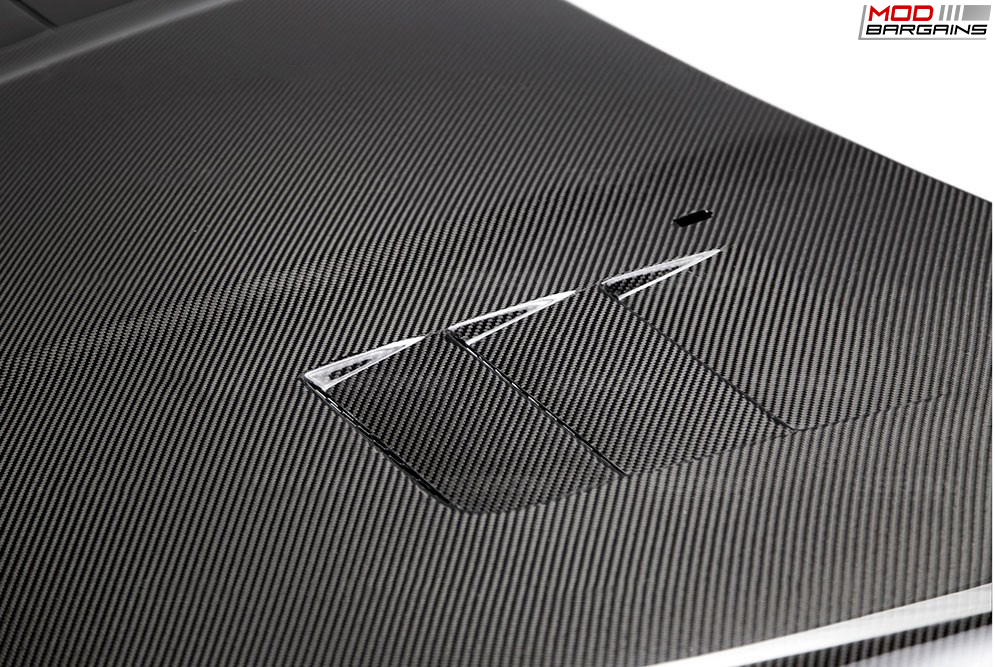 Seibon Carbon Fiber TS-Style Hood for Ford Focus (2)
