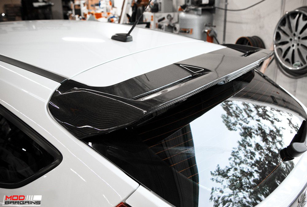 Seibon OE-Style Carbon Fiber Rear Spoiler for Ford Focus (3)