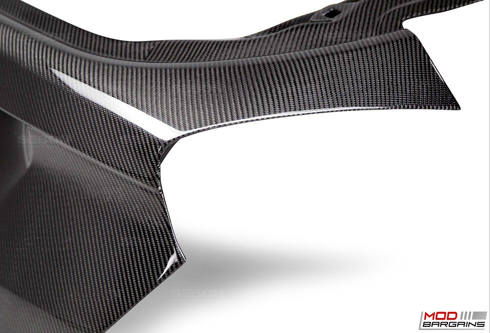 Seibon Carbon Fiber Trunk for Ford Focus (2)