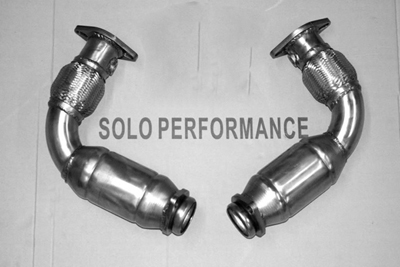 Solo Performance Catalytic Converters