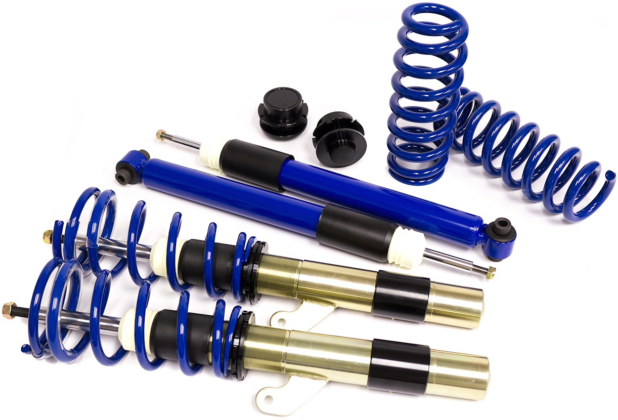 Solo-Werks S1 Coilovers for BMW F31/F33/F34/F36