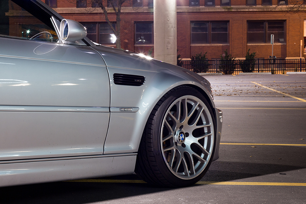 Dylan Annoye's BMW E46 M3 (2)