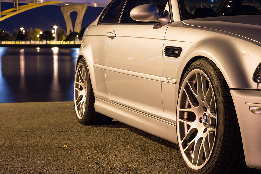 Dylan Annoye's BMW E46 M3 (4)