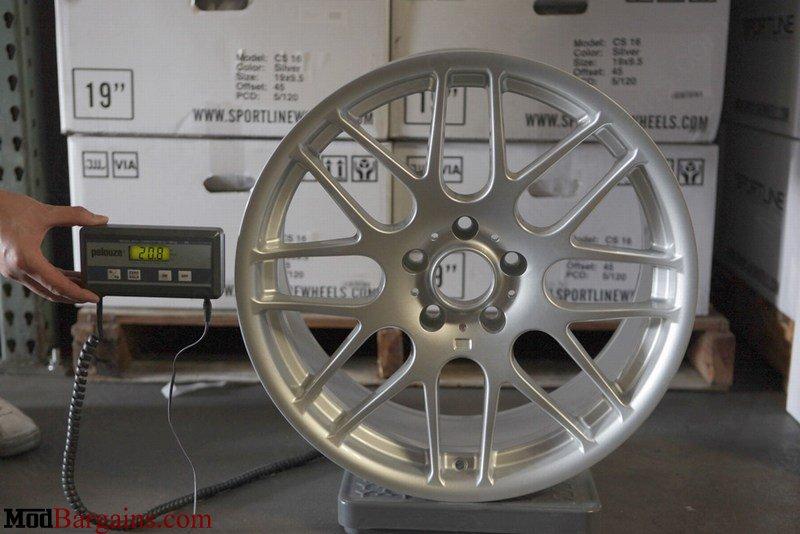 Modbargains Com Sportline Cs 16 Csl Style Wheels In Stock Rotary Forged
