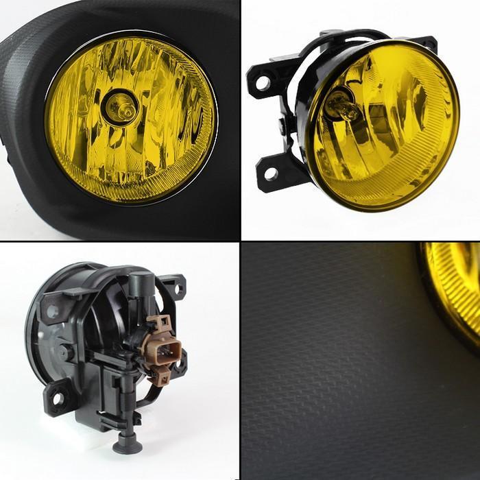 Spyder Yellow Fog light for 2012-15 Scion FR-S/ BRZ [ZN6] FL-CL-SFRS13-Y
