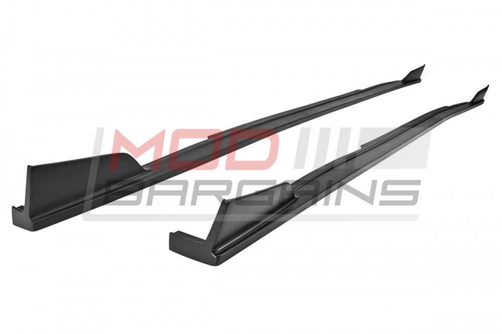 stillen q50 side skirts splitters extensions
