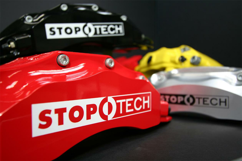 StopTech Big Brake Kit for 88 Audi A4/A5