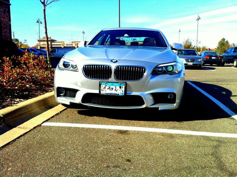 BMW F10 M5 Style Front Bumper