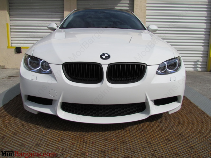 M3 Replica Front Bumper For 2007 2010 Bmw 3 Series Coupe Convertible
