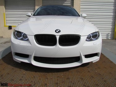 M3 Replica Front Bumper for 2007-2010 BMW 3-Series Coupe ...
