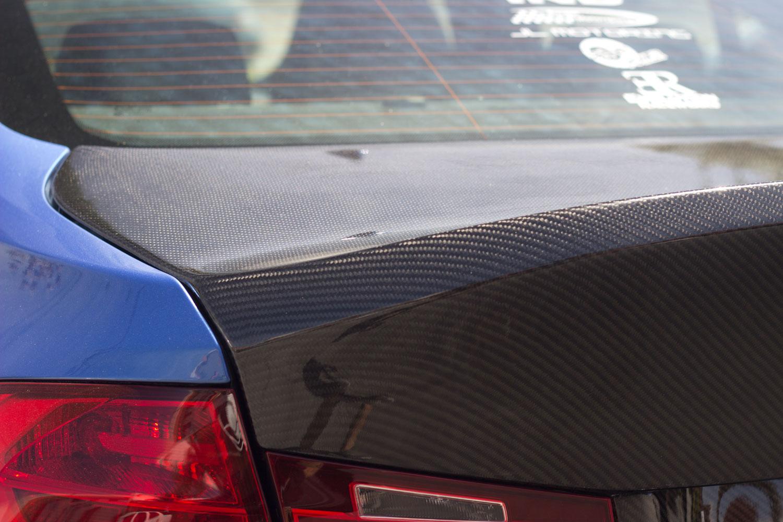 F80 F30 Sedan M3 Trunk CSL Carbon Fiber lid SVN Modbargains Modauto Mod CF