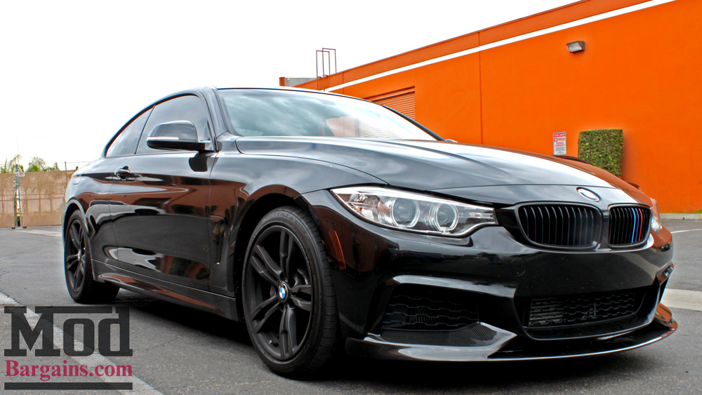 Bmw F32 2014 4 Series W M Sport Carbon Fiber Performance