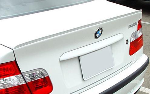 Buy BMW E46 M3 Style Trunk Spoiler @ ModBargains.com