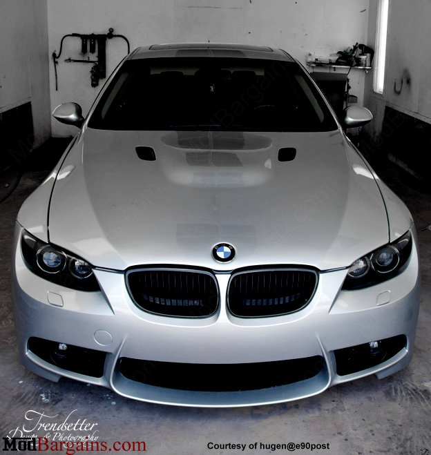 M3 Replica Front Bumper For 2007-2010 BMW 3-Series Coupe