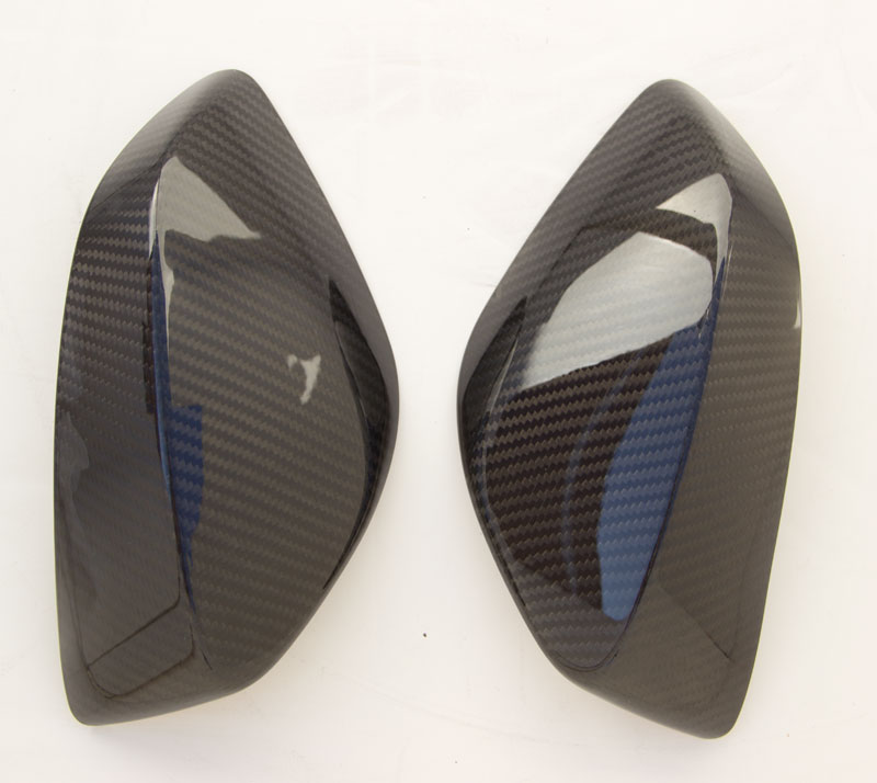 Carbon Fiber Mirror Covers for 2012-14 Scion FR-S/Subaru BRZ [ZN6/ZC6] Installed at ModBargains.com 5