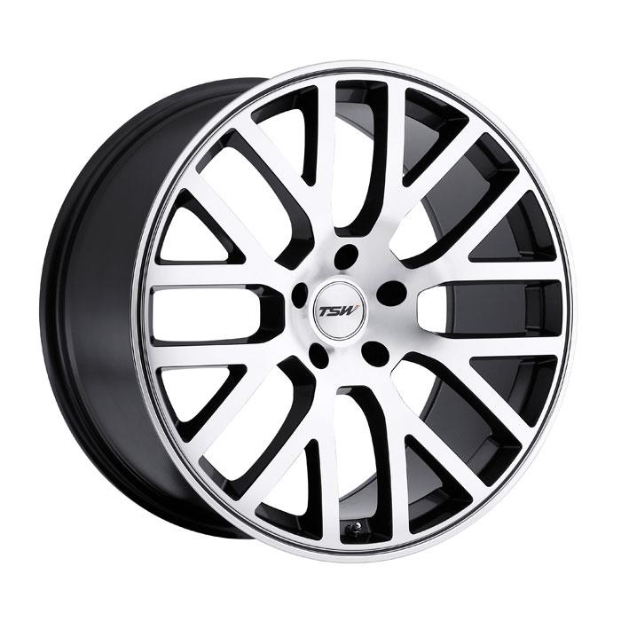 TSW Donington Wheels