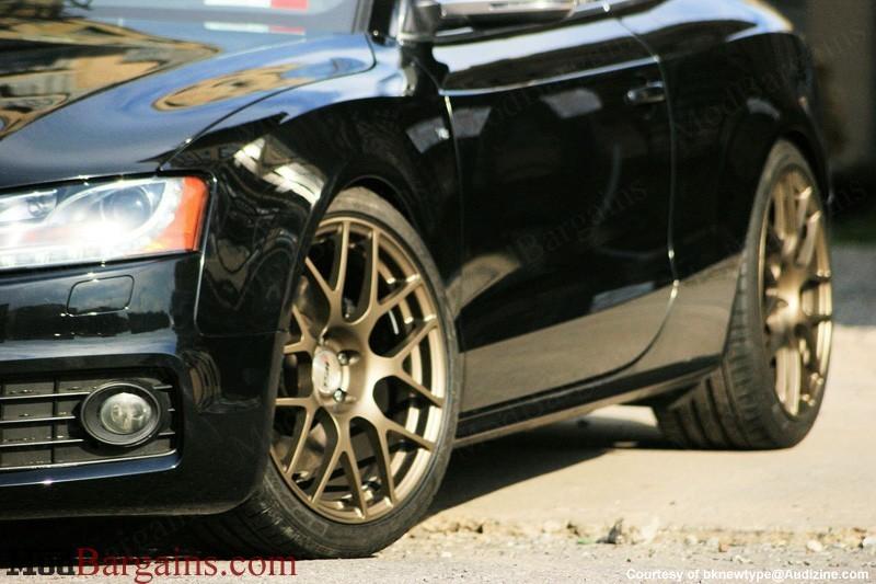 TSW Nurburgring Wheels Audi / VW