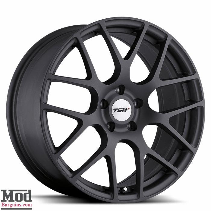 TSW Nurburgring Wheels Infiniti/Nissan/Genesis