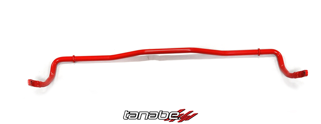 Tanabe Sustec Swaybars for 2013-14 Scion FRS [TSB166F/ R]