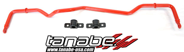 Tanabe Sustec Swaybars for Infinity G35 [TSB150F/ R]