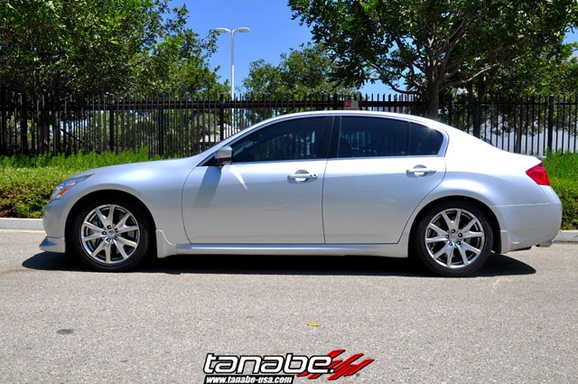 Tanabe NF210 Lowering Springs for 2004-16+ Infiniti G37 ...